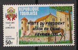 Togo - 1972 - Poste Aérienne PA N°Yv. 177 - Nixon En Chine - Neuf Luxe ** / MNH / Postfrisch - Togo (1960-...)