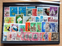 South Africa - Small Batch Of 39 Stamps Used - Collections, Lots & Séries