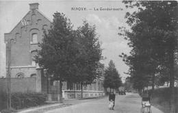 BELGIQUE - NINOVE - La Gendarmerie - Ninove