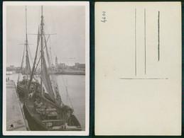 BARCOS SHIP BATEAU PAQUEBOT STEAMER [ BARCOS # 04607 ] - A IDENTIFIER - Segelboote