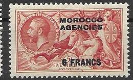 Morocco Agencies Mh * 120 Euros 1932 - Morocco Agencies / Tangier (...-1958)