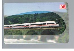 GERMANIA (GERMANY) -  2000 -  TRAIN: ICE T   - RIF.   153 - Trenes