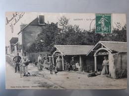 Saudoy, Marne, Le Lavoir. - Altri Comuni