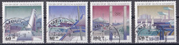 Bund 1993 - Mi.Nr. 1650 - 1653 - Gestempelt Used - Usados