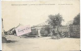 NEUVELLE Les La CHARITE La Fontaine Et La Route De Pont De Planches - Andere Gemeenten