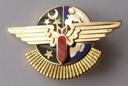 Insigne Militaire Aviation Armée De L'Air BASE BA 120 CAZEAUX - Forze Aeree
