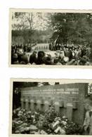 Trois-Ponts, Basse-Bodeux, Inauguration Du Monument De Gerawez - Trois-Ponts