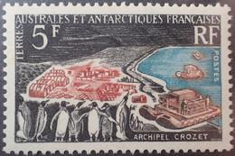 R2441/6 - 1963 - T.A.AF. - N°20 NEUF** - Cote (2020) : 92,00 € - Unused Stamps