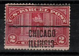 A- USA Precancel Locals CHICAGO ILLINOIS Used - Preobliterati