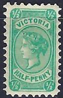 AUSTRALIE Victoria 1899: Le Y&T 119 Neuf* - Nuevos