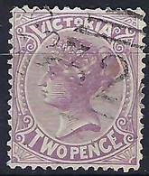 AUSTRALIE Victoria 1901: Le Y&T 120 Obl. - Usados