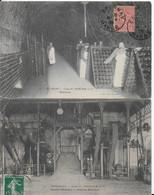 51 -3 - EPERNAY - CHAMPAGNE MERCIER  - LOT DE 2 CARTES - REMUEURS - ESCALIER D HONNEUR - MACHINES ELECTRIQUES - Epernay