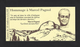 CARNET PRIVE MARIANNE BRIAT HOMMAGE MARCEL PAGNOL THEME CINEMA - Otros