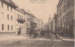 57 - THIONVILLE - RUE DE PARIS - NELS SERIE NON NUMEROTEE - Thionville