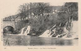39 SYAM Le Pont Et Les Cascades - Otros Municipios