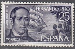 Fernando Poo 1964 Michel 216 Neuf ** Cote (2002) 0.40 Euro Gouverneur Chacon - Fernando Poo