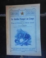 Le Jardin Potager Au Congo 1928 - Garten