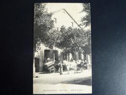 Z34 - 90 - Montreux-Chateau - Petit-Croix - Café De La Gare - Cachet Ambulant Montreux-Vieux à Belfort - 1905 - Sin Clasificación