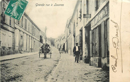 LOUVRES-grande Rue - Louvres