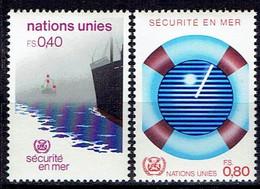 UN Genf - Mi-Nr 112/113 Postfrisch / MNH ** (C900) - Nuevos