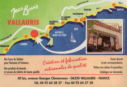 Vallauris - Jean Bouis , Parfumeur , Créateur .. - Unclassified