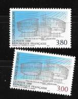 France:Timbres De Service N°116/117** (vendu Sous La Faciale) - Nuevos
