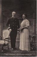 27711H.M. Koningin Wilhelmina En Z.K.H. Prins Hendrik. (Reclame Gebr. Dobbelmann, Zeepfabrikanten Te Nijmegen.)(zie Ho - Case Reali