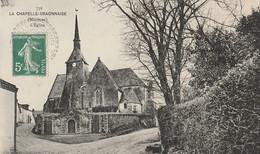 La Chapelle-Craonnaise 53 (3763) L'Eglise - Autres Communes