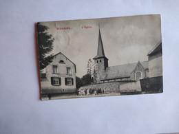 44833  Verlaine  L'église - Verlaine
