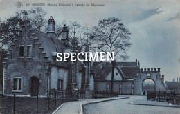 SBP Maison Eclusière à L'entrée Du Béguinage -  Brugge - Bruges - Brugge