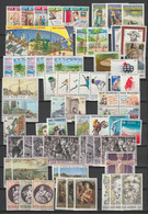 Lot San Marino Postfrisch, Viele Sätze, 1970er- Bis 1990er-Jahre - Verzamelingen & Reeksen