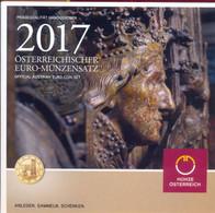 EuroCoins < Austria > Set 2017 Coffret BU / UNC - Austria