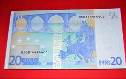 20 EURO - SLOVENIA -  G013 I5 - H56814444405 - NEUF - UNC - 20 Euro