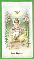Santino/holy Card: NATIVITA' - E - PR - Cromolitografia - Ed. Tensi - Nr. 1173 - Religione & Esoterismo
