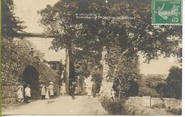 LA LOUVESC Grange Neuve Fontaine Et Chateau - La Louvesc