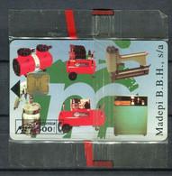 1993 P-028 (09-93). Nueva Con Precinto. - Sin Clasificación