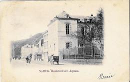NAMUR - Boulevard Ad. Aquam - Carte Précurseur - Oblitération De 1901 - Namur
