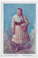 (RECTO / VERSO) LA CHANSON COMIQUE VIENS POUPOULE EN 1905 - BEAU CACHET - CACHET BM - CPA COULEUR - 75 - Music