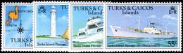Turks & Caicos Islands 1978 Turks Island Passage No Watermark Unmounted Mint. - Turks And Caicos