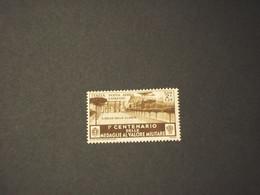 ITALIA  REGNO -  P.A. 1934 MEDAGLIE L. 2+1,25 - NUOVO(++) - Airmail