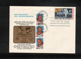 USA 1969 Space / Raumfahrt Apollo 11 Interesting Letter - USA