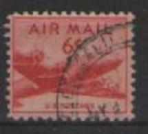 STATI UNITI D'AMERICA POSTA AEREA 1949 TIPO DEL 1947 NUOVO VALORE UNIF. A39 USATO VF - 2a. 1941-1960 Usados