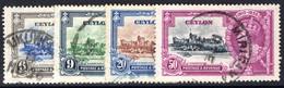 Ceylon 1935 Silver Jubilee Fine Used. - Ceylon (...-1947)