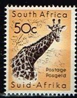 AFRIQUE DU SUD/SOUTH AFRICA/Neufs **/MNH**/1961 - Girafe / YVT N°242-MI. N°285 - Neufs