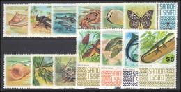 Samoa 1972 Set Unmounted Mint. - Samoa (Staat)