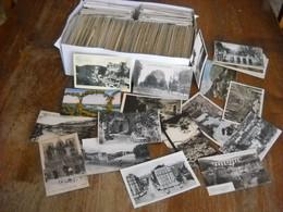 LOT De 1000 CPA (quelques CPSM Petit Format) FRANCE - Bon état - Type Drouille - 500 Cartoline Min.