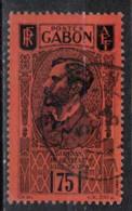 GABON         N°  YVERT  :   138 ( 2 )   OBLITERE       ( Ob   9 / 51 ) - Oblitérés
