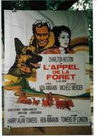 """""""L' Appel De La Forêt"""" Charleton Heston, M. Mercier...1972 - 40x54 - TTB - Affiches & Posters"""