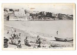 Saint-Cast - La Plage Et La Pointe De L'Isle - édit. Gaby - Artaud 12 + Verso - Saint-Cast-le-Guildo