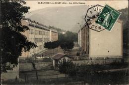 CPA Saint Rambert En Bugey Ain, Les Cites Neuves - Sonstige Gemeinden